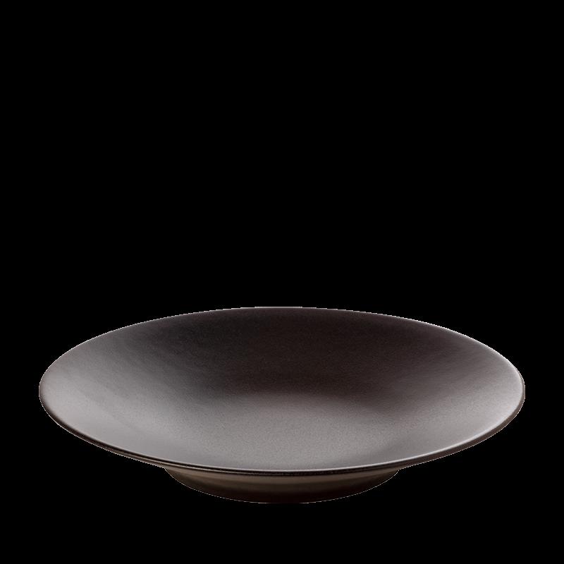 Carbone Dessert Plate Ø 27,5 cm