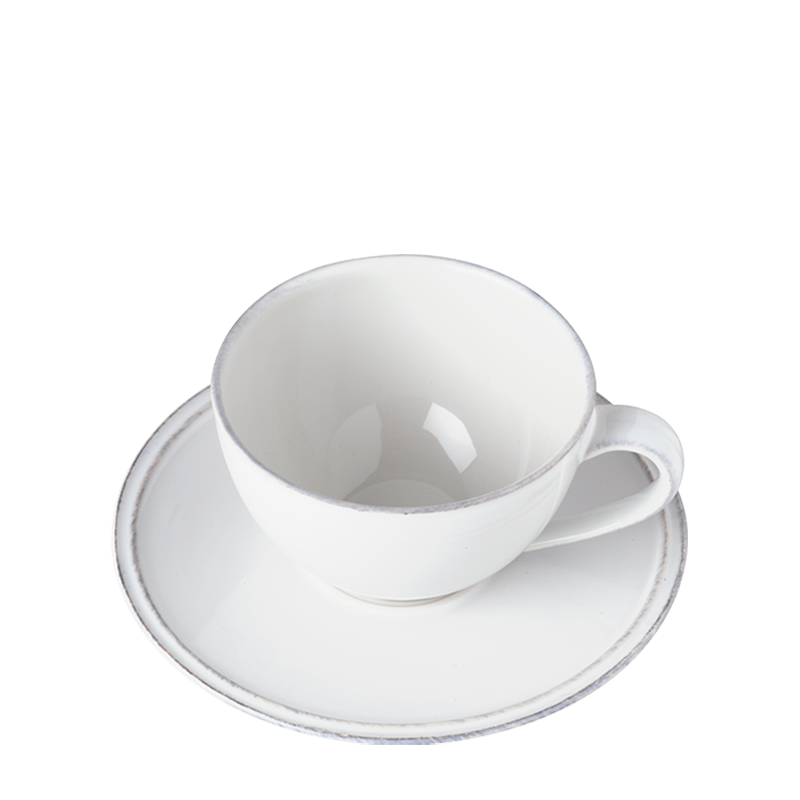 Luberon Teacup and Saucer 26 cl