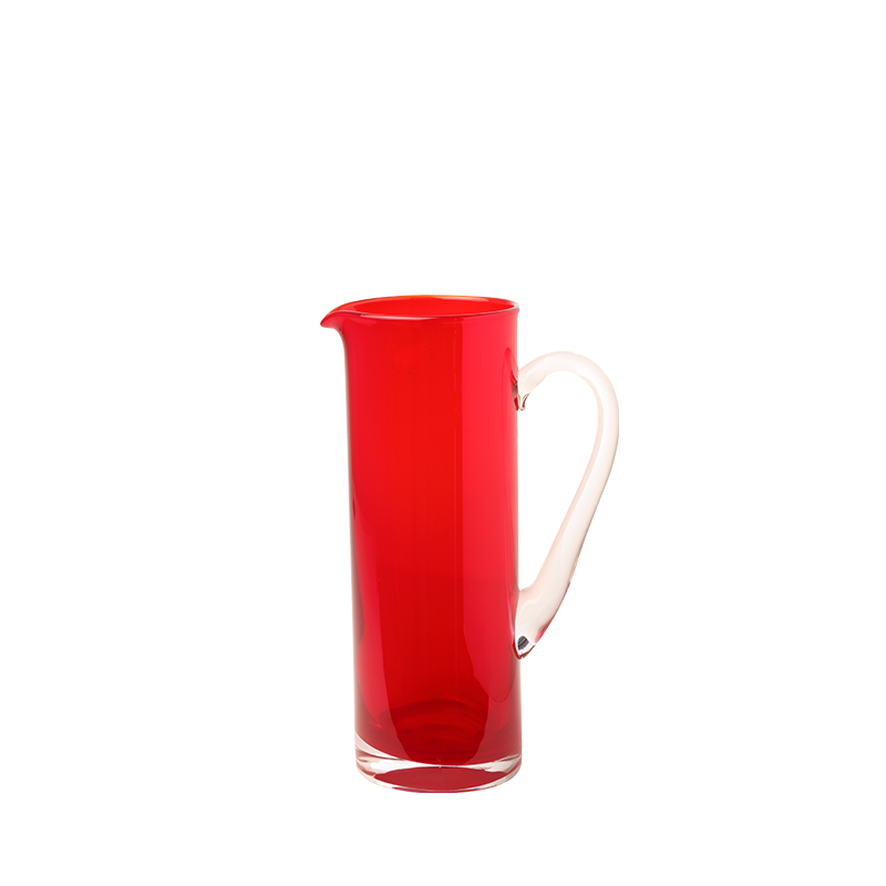 Cylinder Jug Red 150 cl