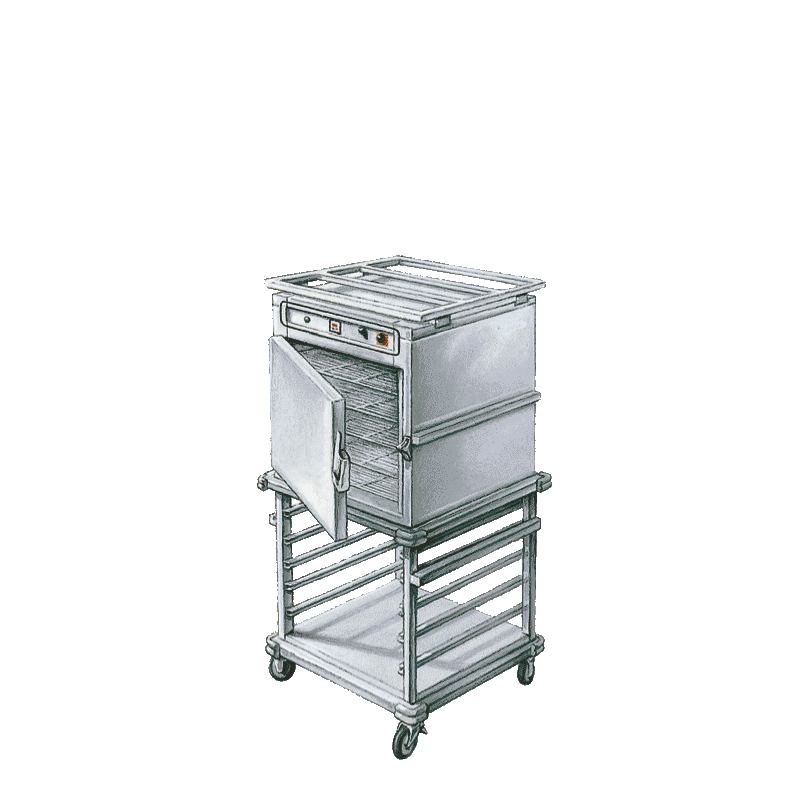 5-Tier Convection Oven 3Kw