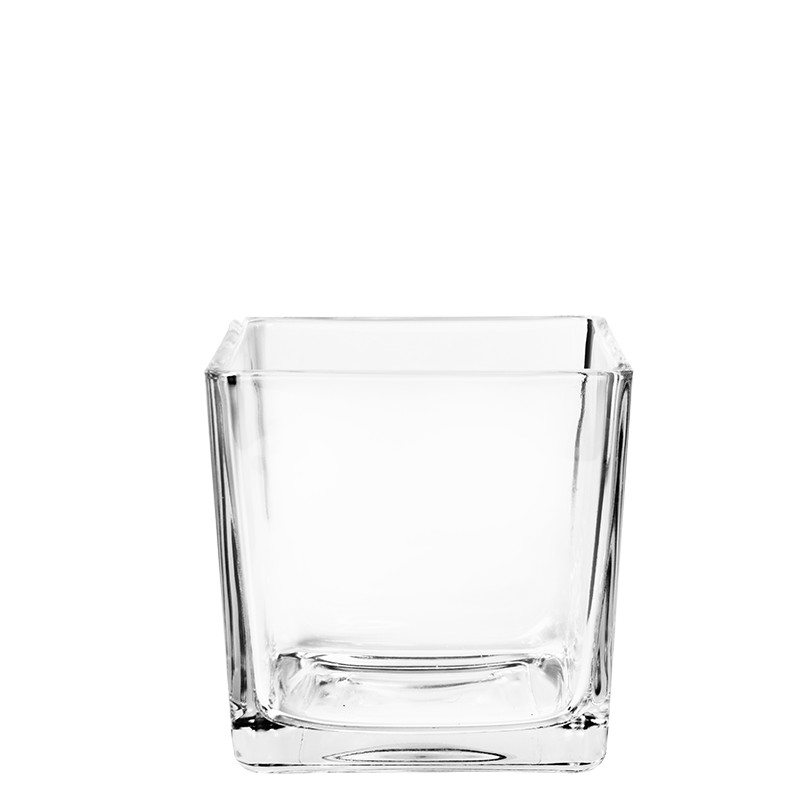 Glass Container 8 X 8 cm 26 cl