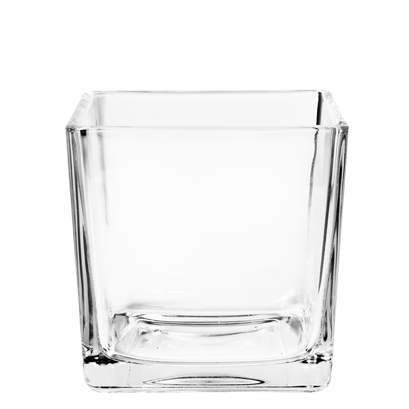 Glass container 14 x 14 cm 170 cl