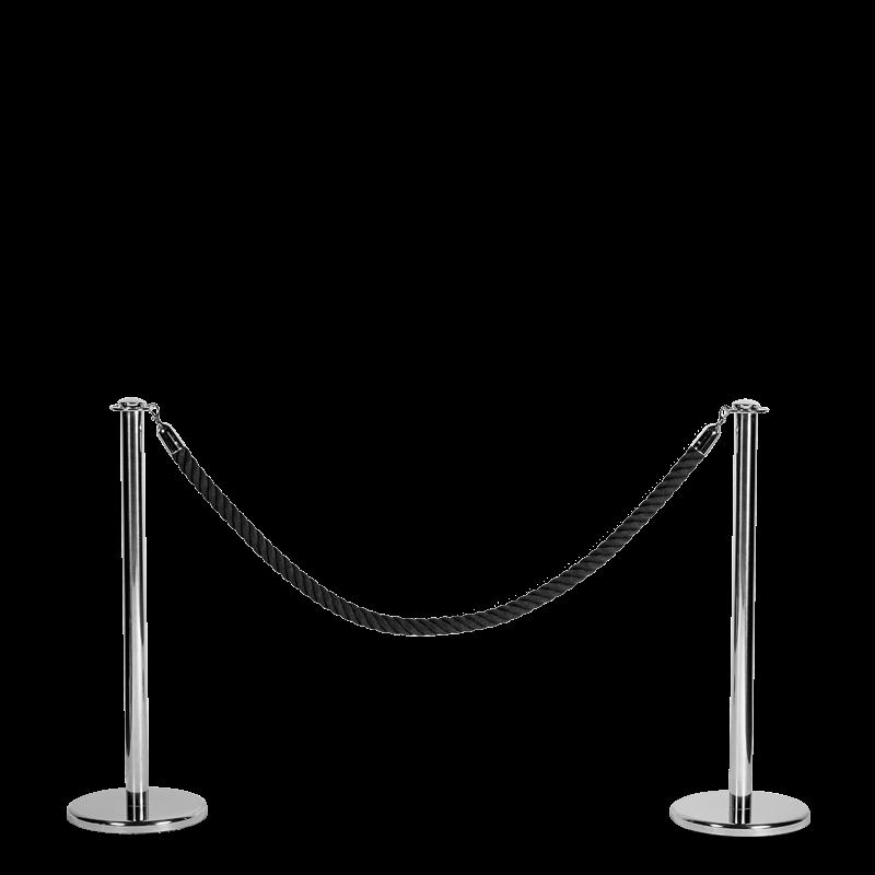 Post Steel H 100 cm