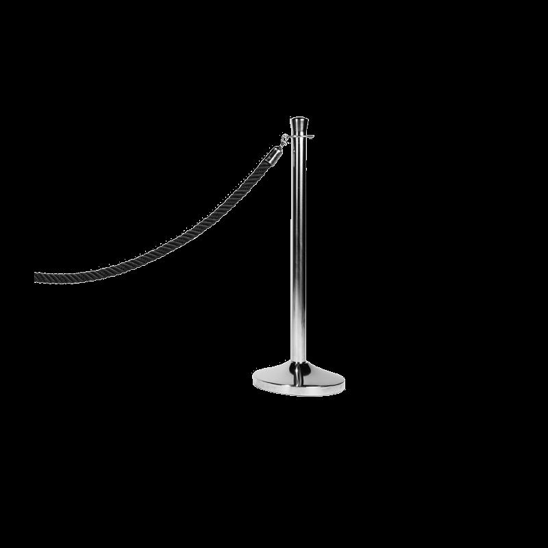 Black Rope L 200 cm