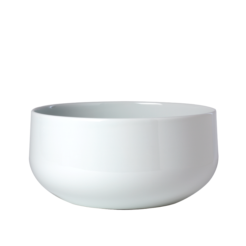 Salad Bowl White Ø 25 cm 220 cl