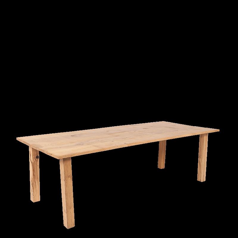 Nature Table In Oak 240 X 100 cm H 73 cm