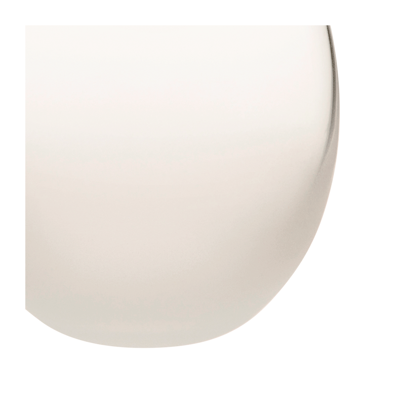 Bubble Frosted White Ø 6.5 cm H 6.5 cm 15 cl