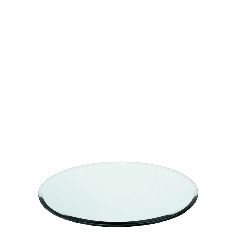 Round Mirror Charger Plate Ø 30 cm