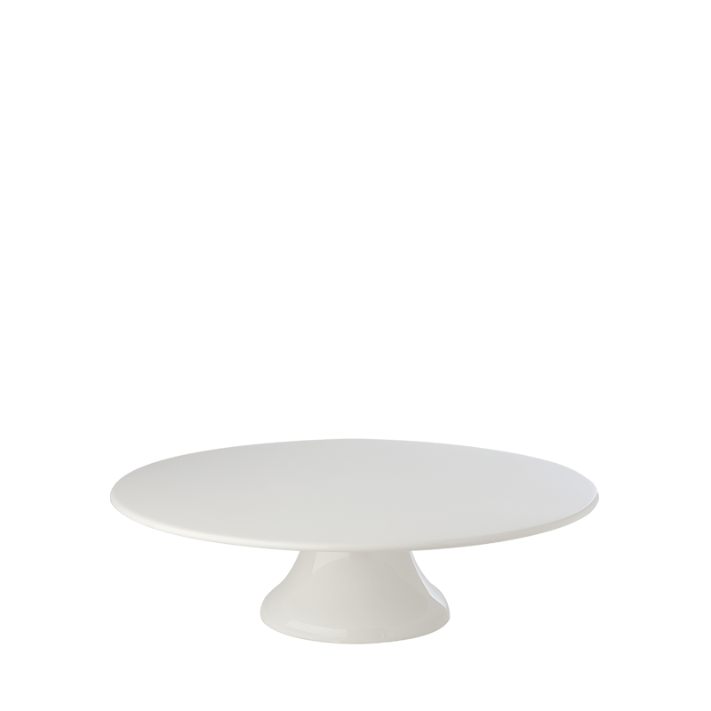 Porcelain Stand Ø 29,5 cm H 9 cm