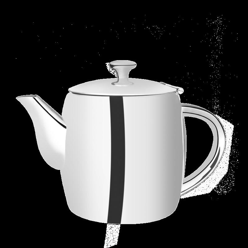 Neptune teapot silver 100 cl
