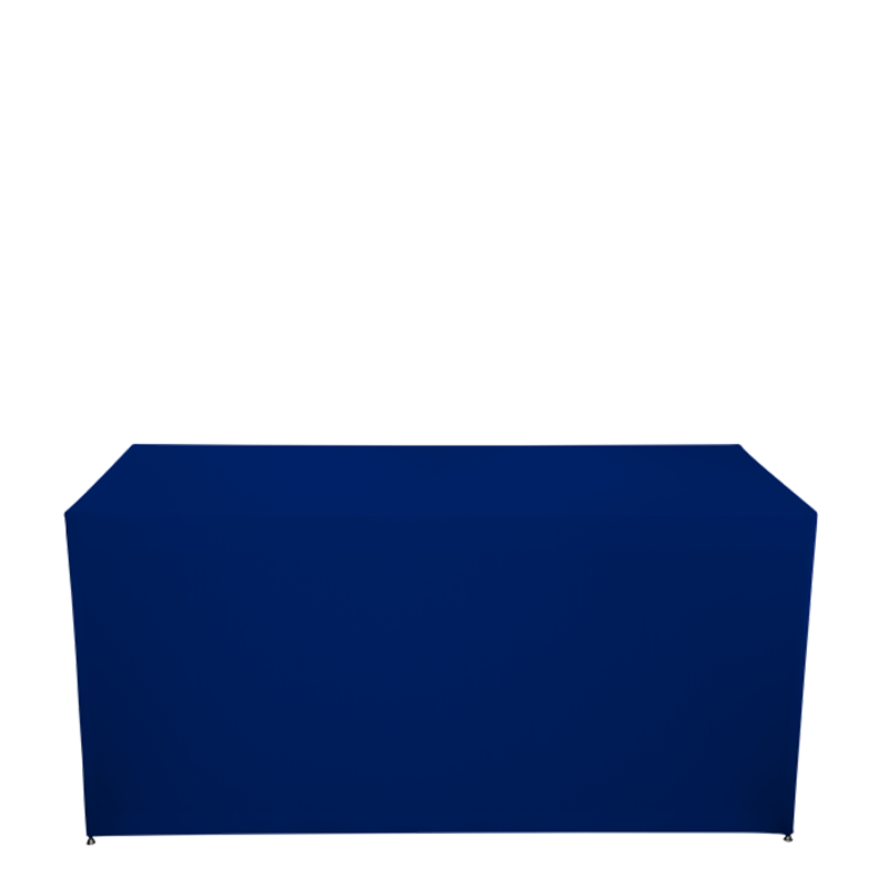 Folding Food Station Blue Cover 3 Sides  L200 X W100 cm