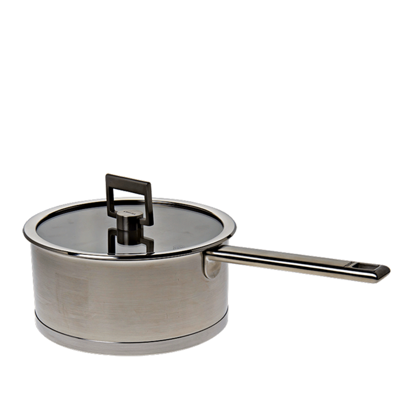 Equinox saucepan Ø 20 cm 290 cl and its see through top
