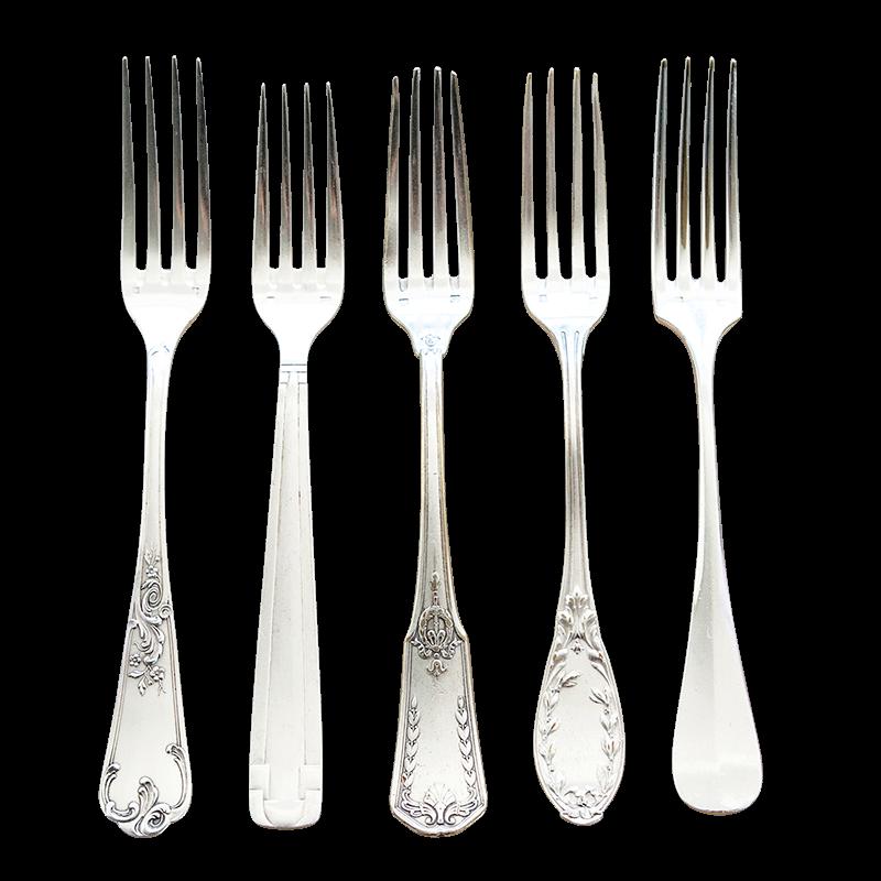 Silver Vintage table fork