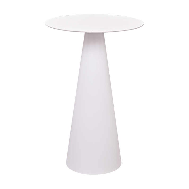Icone Poseur Table White Ø 69 cm H 106 cm