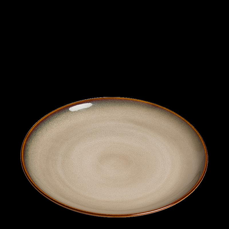 Corfu Plate Beige Ø 26 cm