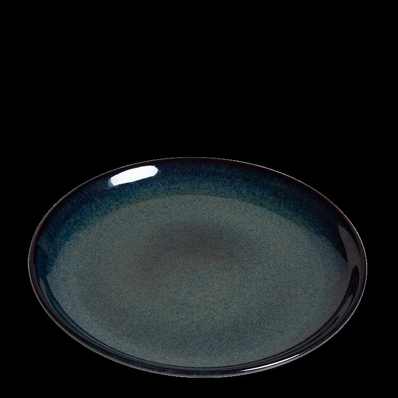 Corfu Plate Blue Ø 27 cm
