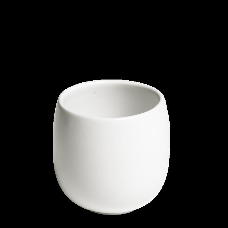 Ato Bowl White Ø 6,5 cm H 7,5 cm 18 cl