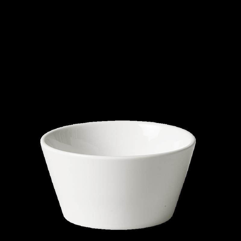 Basque Bowl White 24 cl Ø 10,5 cm H 5,5 cm 24 cl