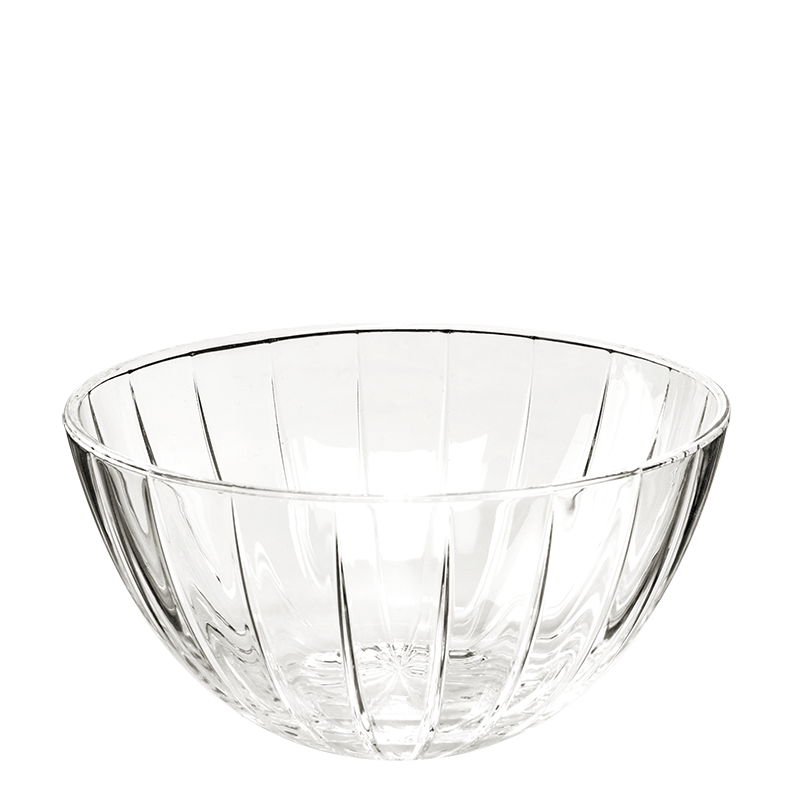 Prism Glass Bowl Ø Ø 13,5 cm H 7 cm 40 cl