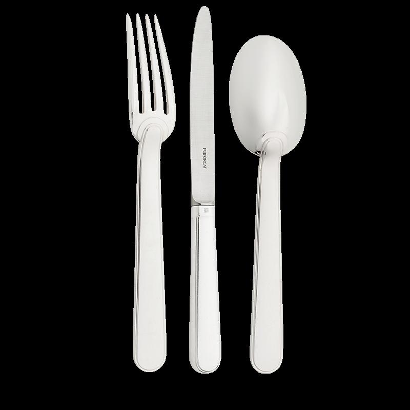 Normandie dessert fork