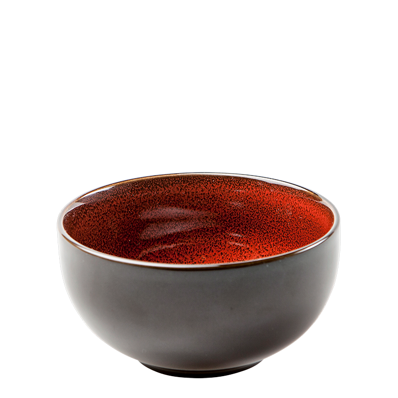 Corfu bowl red Ø 12,5 cm 45 cl