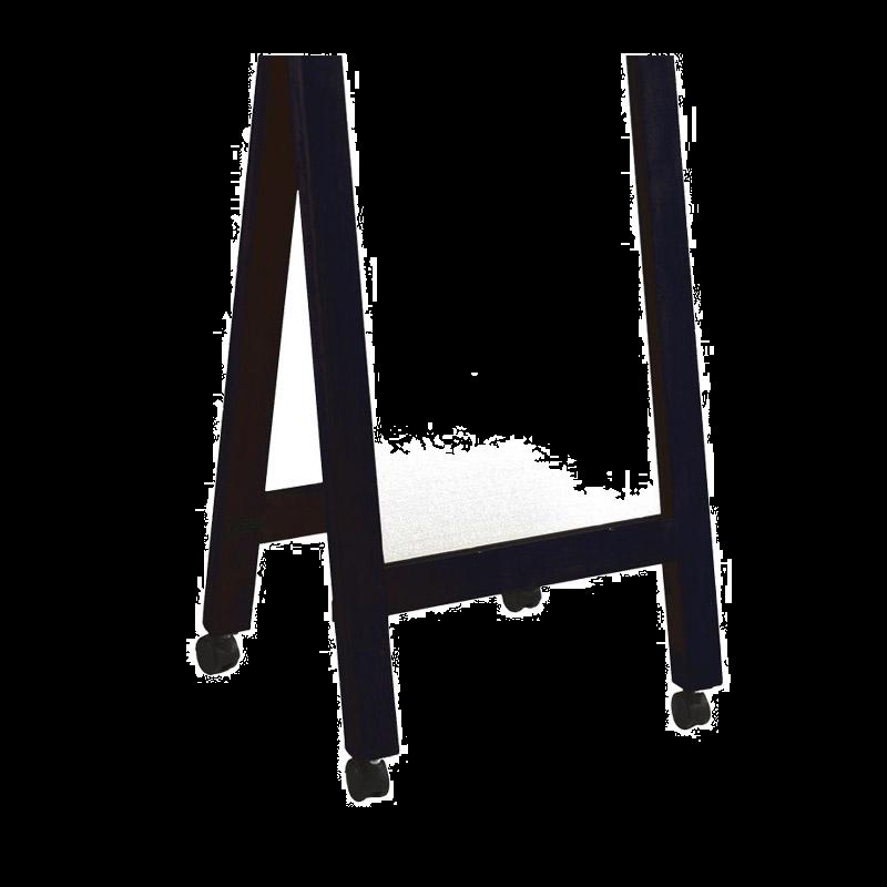 Cheval Mirror Black H 160 cm 45cm