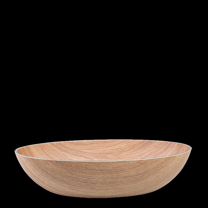 Vigo oval basket 36 x 24cm H 8.5cm