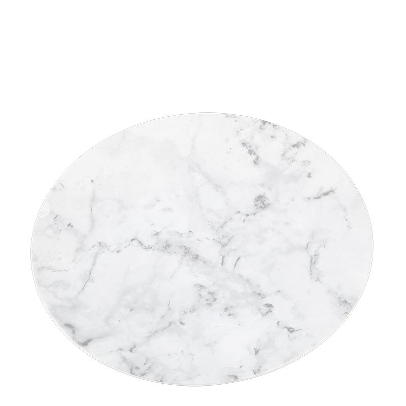 Marble presentation plate Ø 30 cm