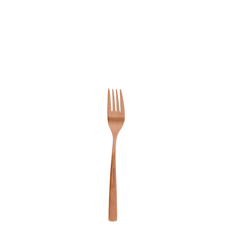 Neo copper cocktail fork