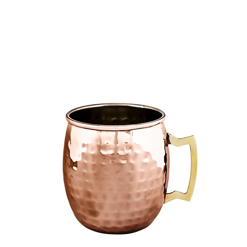 Moscow Mule copper drinking tumbler 45cl
