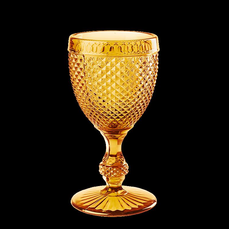 Amber Tourmaline glass 16 cl