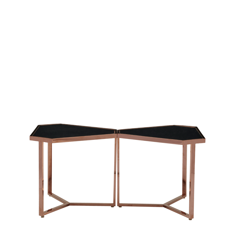 Cognac Triangle Mix A Drinks Table