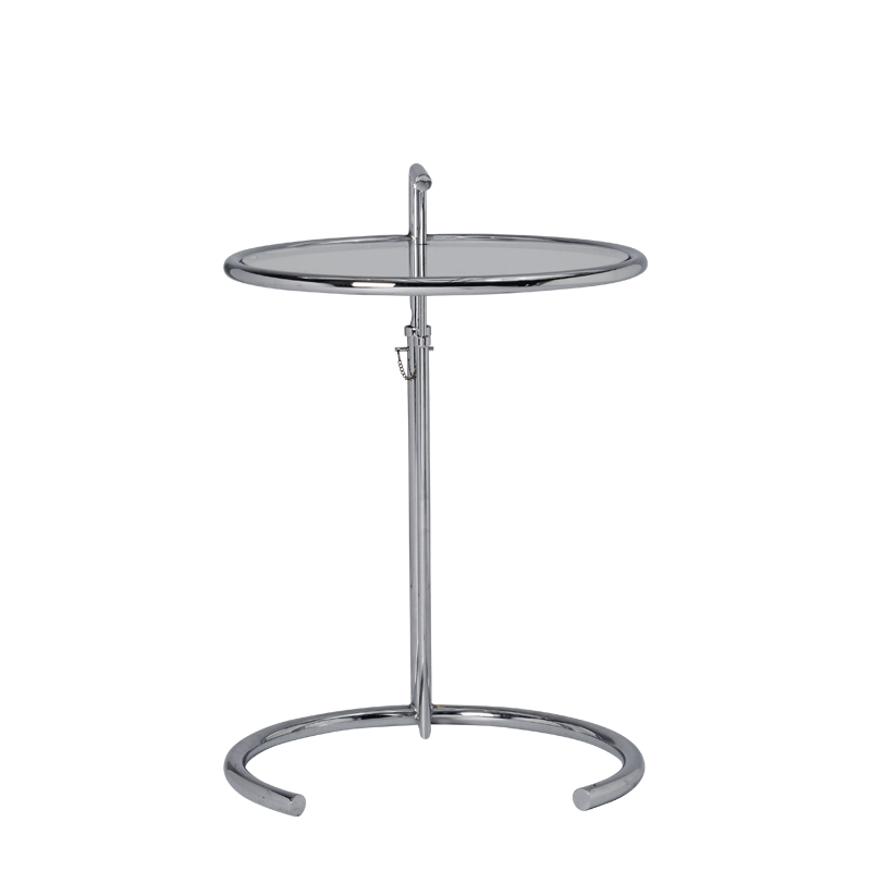 Gray Occasional Table