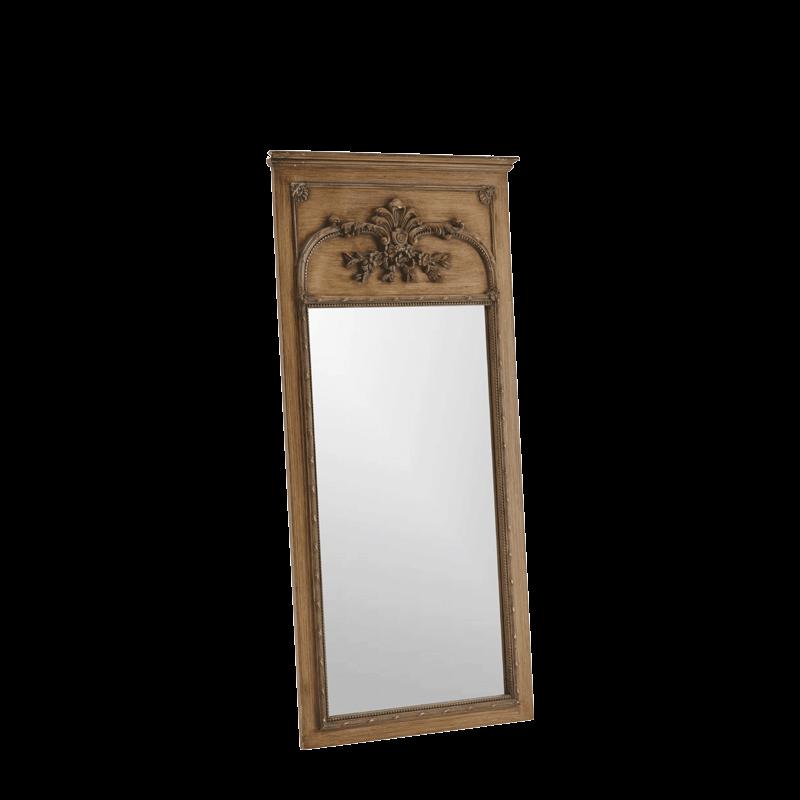 Belgravia Vintage Mirror in Beige