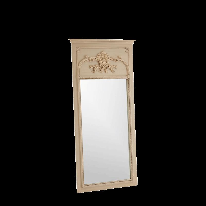 Belgravia Mirror in Sand