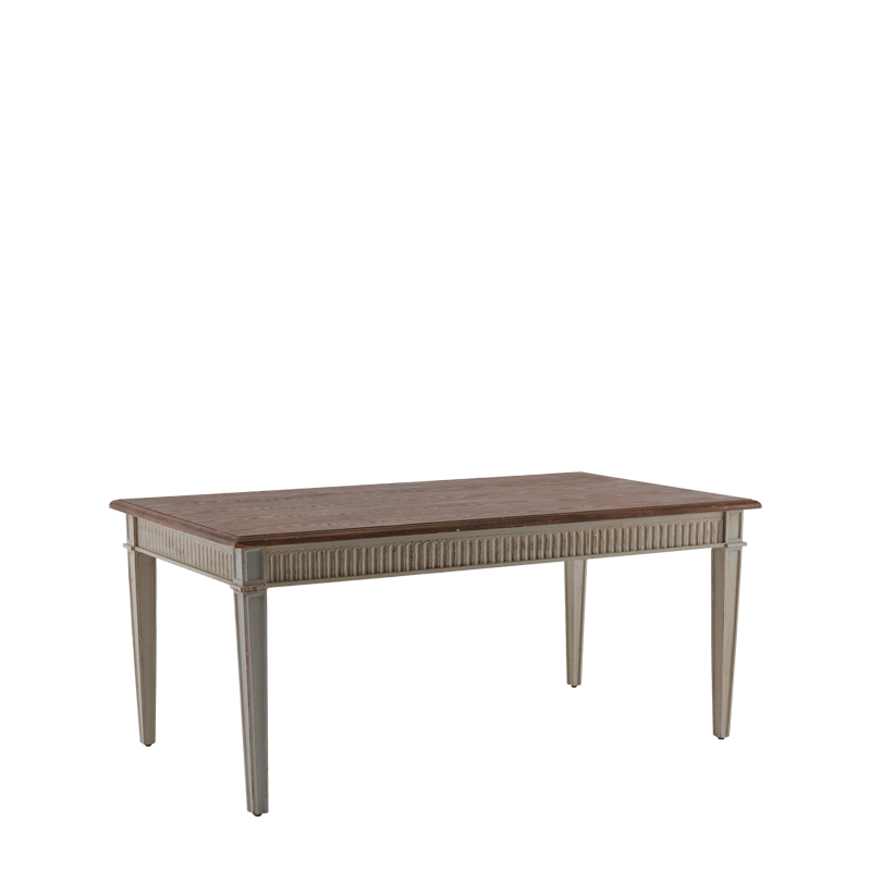 Sandstone Dining Table in Sahara Beige
