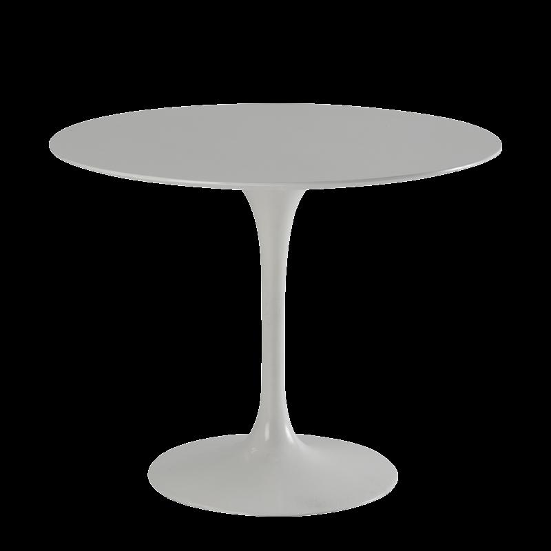Tulip Café Table in White