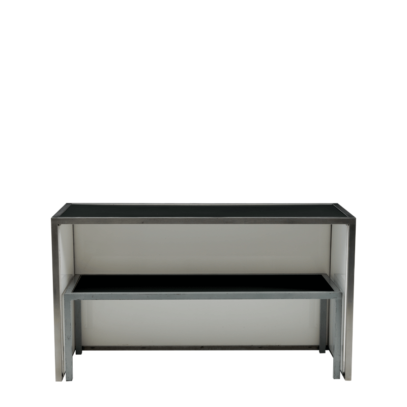 Unico Stainless Steel Internal Bar Shelf for Rectangular Bar