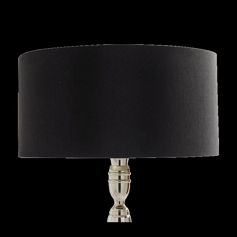 Rotanda Lamp Shade in Black small