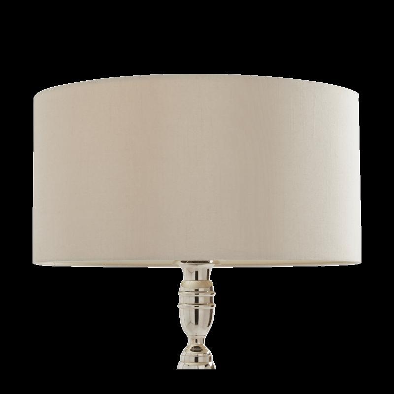 Rotanda Lamp Shade in Ivory
