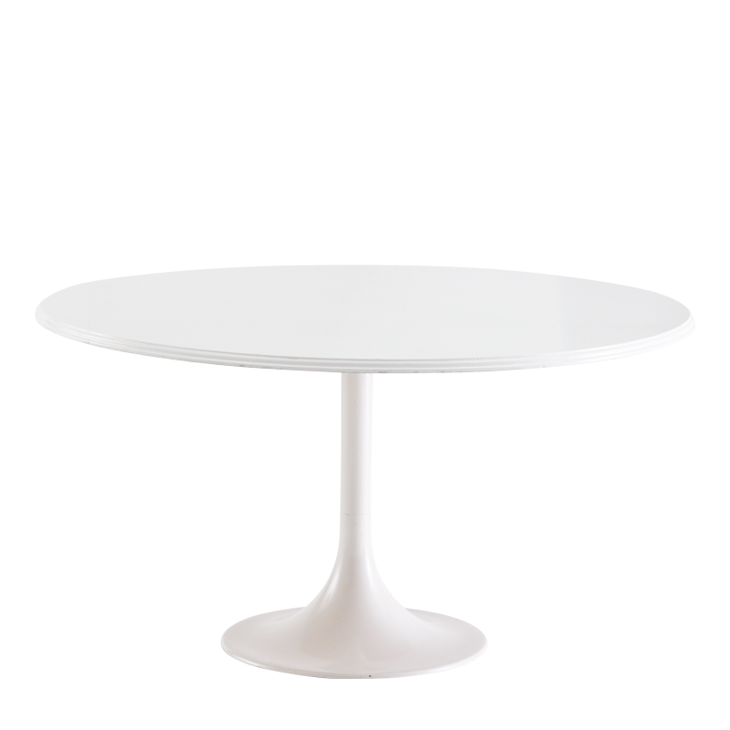 Tulip Coffee Table White Top