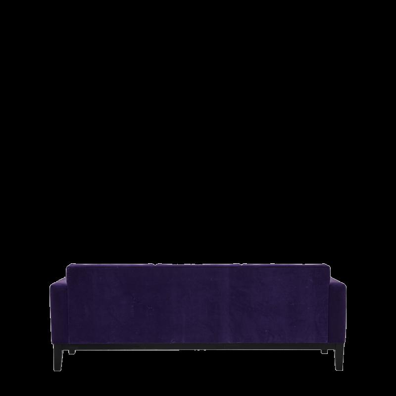 Olympic Sofa in Royal Purple