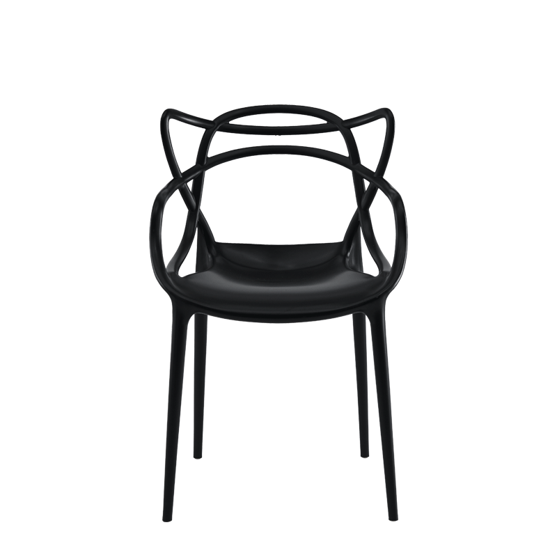 Masters Chair in Black