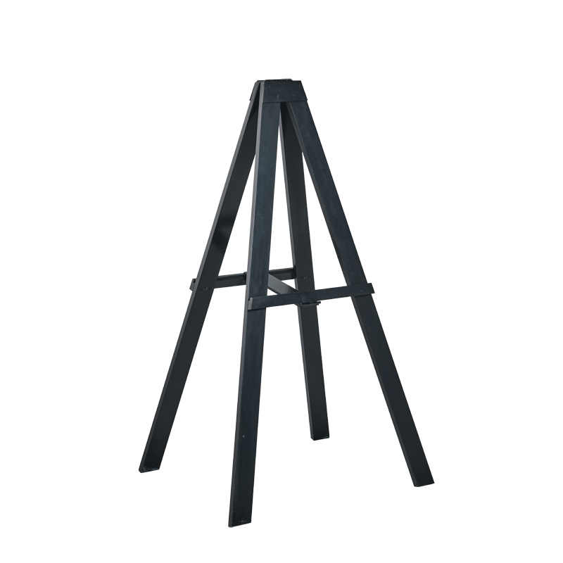 Seattle Easel in Black