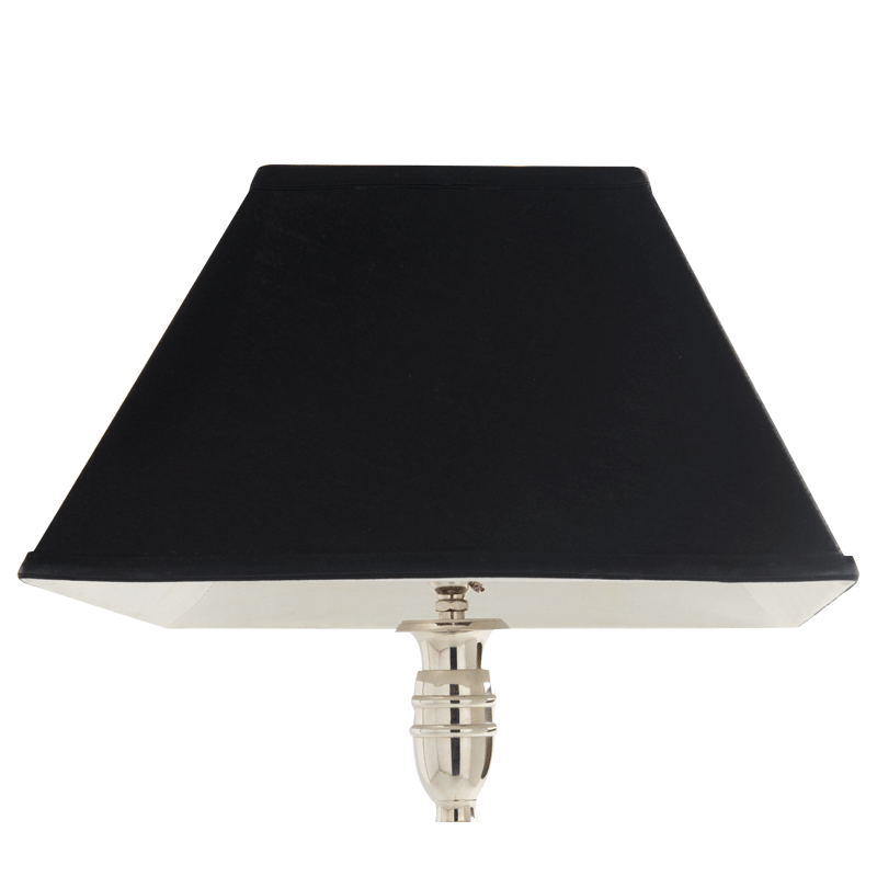 Classic Lamp Shade in Black 14