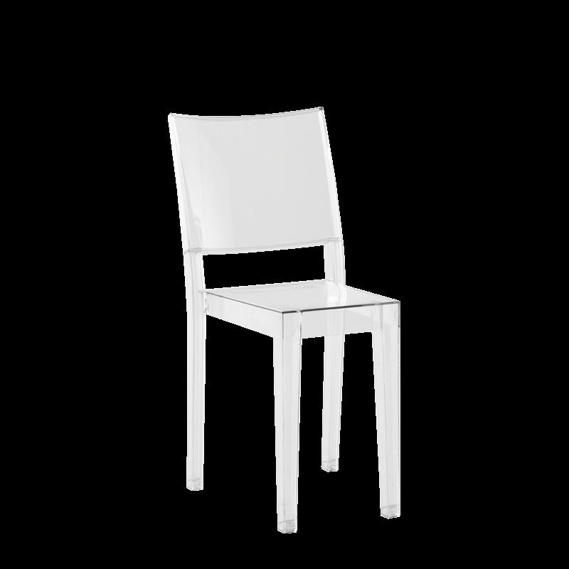 La Marie Chair in Clear
