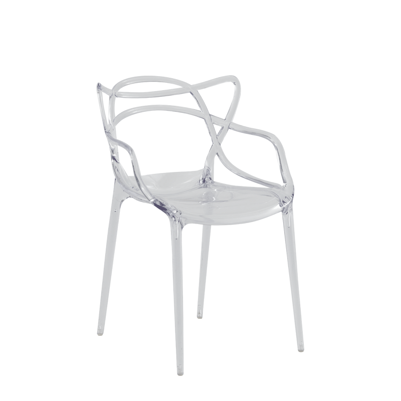 Masters Chair in Clear