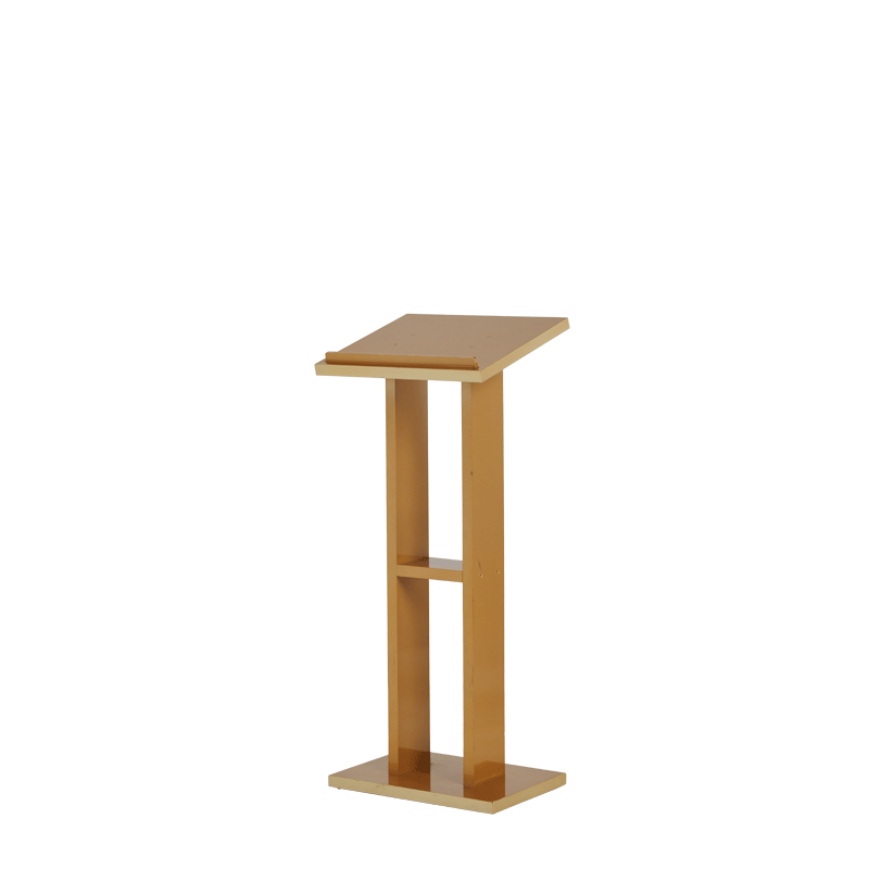 Seattle Lectern in Gold