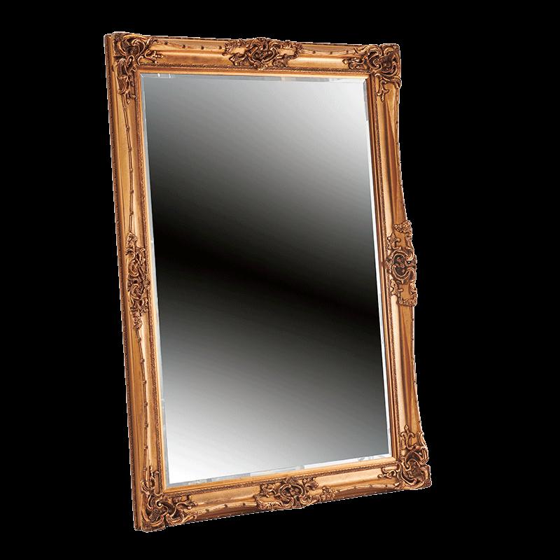 Versailles Mirror in Gold