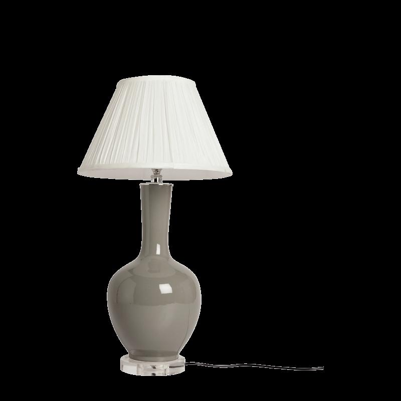 Ivana Lamp in Grey